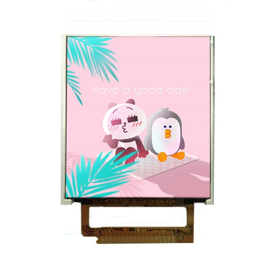 1.44 Inch 128x128 TFT LCD Display With ST7735S Driver
