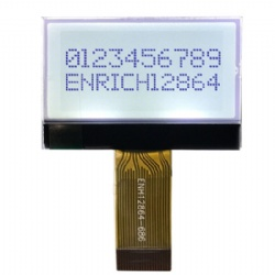 Tooling Size 128x64 Pixels Graphic LCD Module