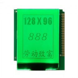 3.0''128x128 LCD Screen With PCB Board