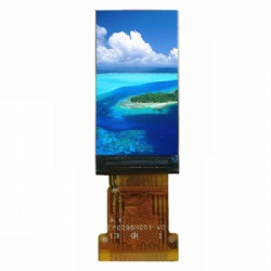 0.96 Inch 80x160 Pixels TFT LCD Display Screen